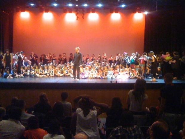 photo Jean Vilar gala danse COMA 2010