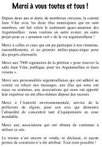 tract de rentrée forum des associations 2018 Comite Jean Vilar page 2